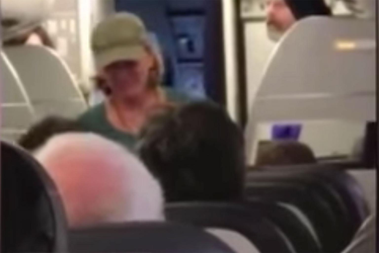United Airlines Pilot Removed from Flight After Giving Bizarre Rant About Her Divorce Over Intercom