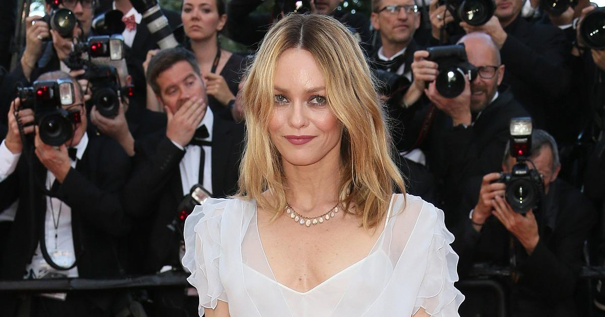 Vanessa Paradis Pens a Letter Supporting Johnny Depp: