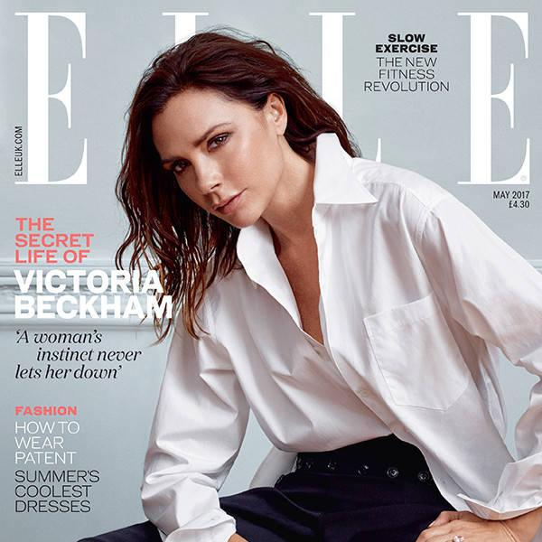 Victoria Beckham Opens Up About Her Famous Family and the Spice Girls