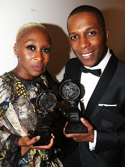 Victory for Diversity: Black Actors Win All Four Musical Acting Awards at 2016 Tonys