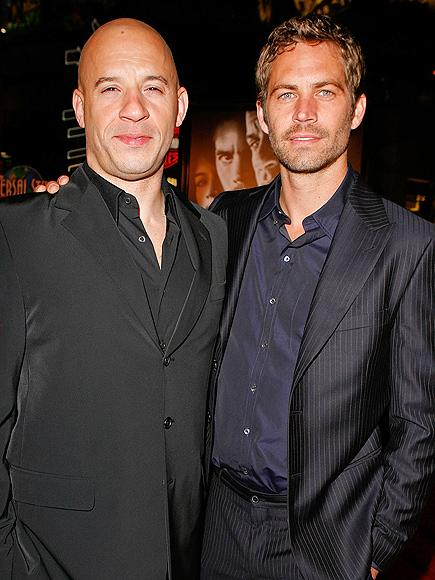 Vin Diesel on Paul Walker       's Death:        The Last 3 Years Have Been Some of the Hardest of My Life
