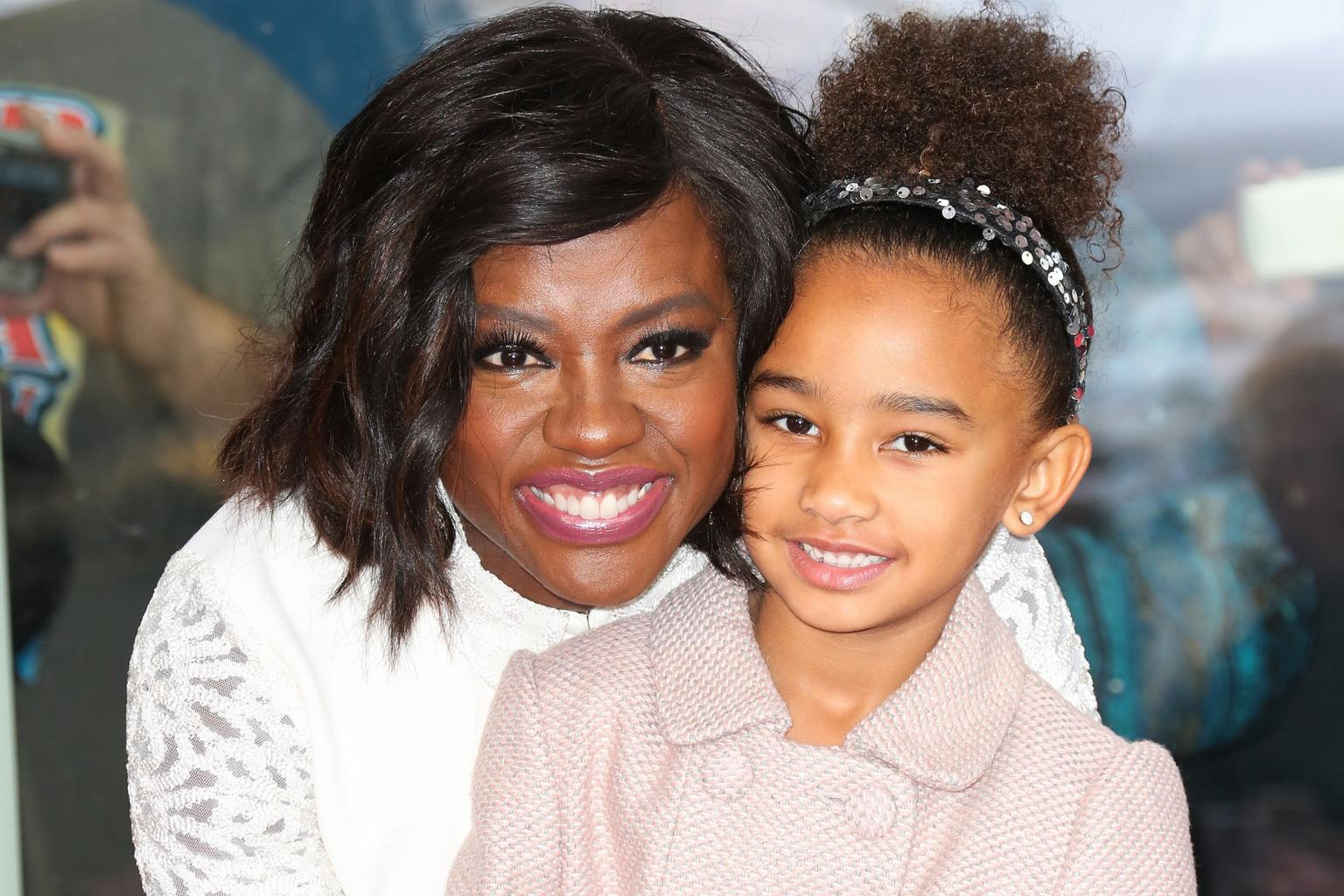 Viola Davis: My        No. 1 Fear      '  Is That My Daughter Will Grow Up Feeling Entitled