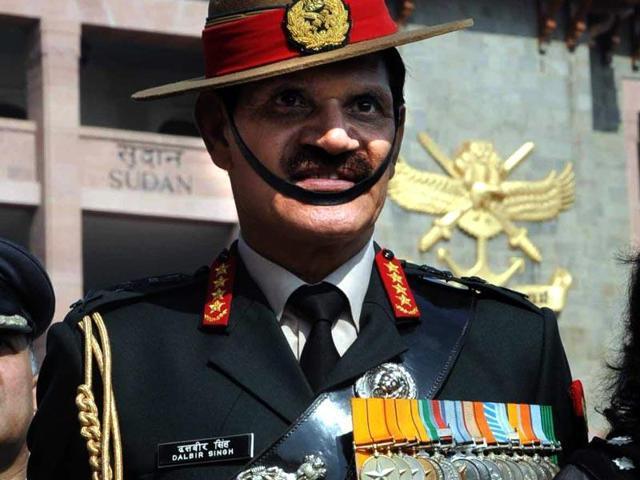 VK Singh victimised me, imposed  illegal  ban: Army chief Dalbir Singh