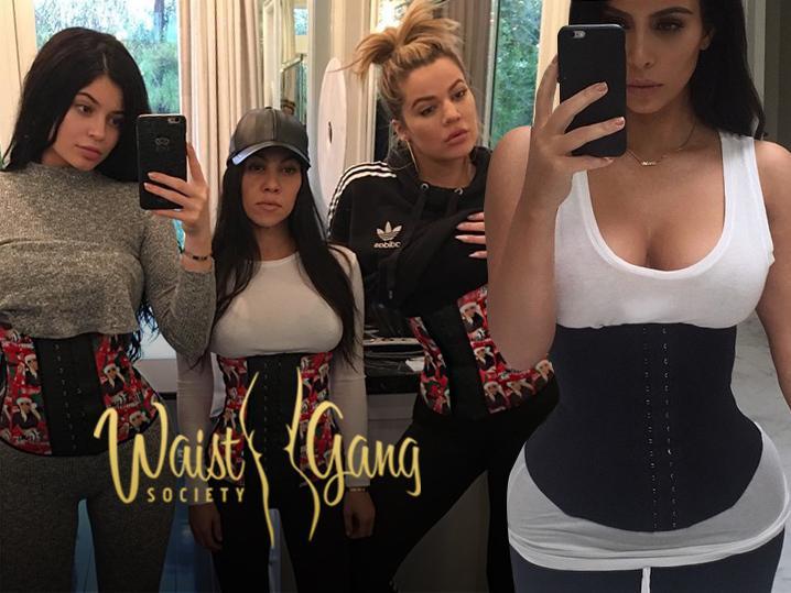 Waist Trainer Lawsuit -- Kardashian Girls Love It, But I'm S