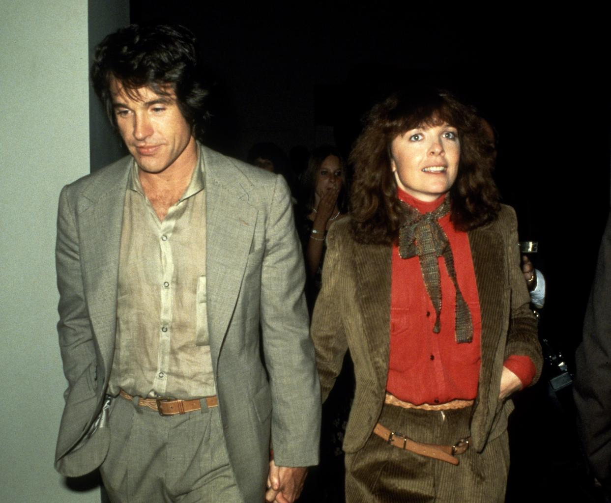 Warren Beatty on Ex-Loves Diane Keaton, Julie Christie and More: They Are        Brilliant, Beautiful Women