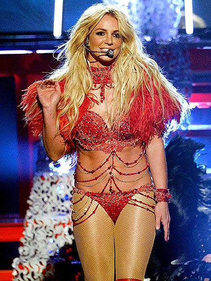 Watch: Meet the Lucky Guy Britney Spears Is Taking to the VMAs