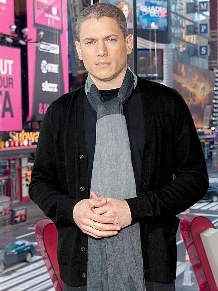 Wentworth Miller Hits Back at Fat-Shaming Meme and Reveals H