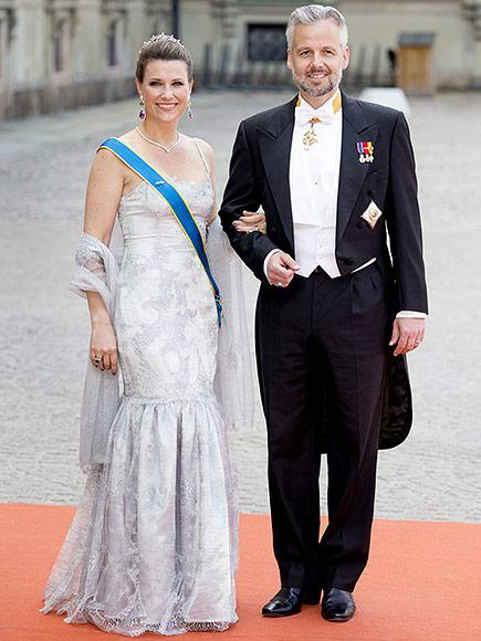 'We're Human': Princess M rtha Louise of Norway Is Set to Divorce Husband of 14 Years
