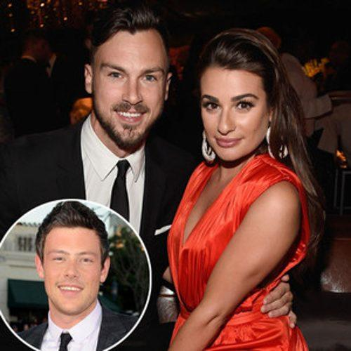 What Would Cory Monteith Think of Lea Michele�s Boyfriend?