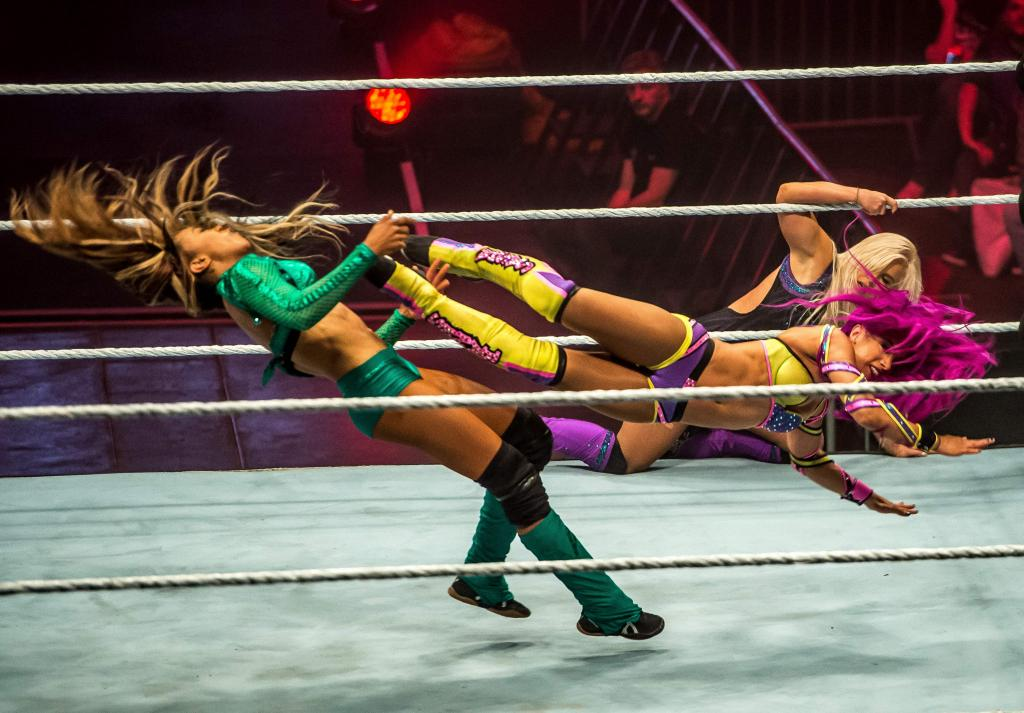 Who Is Shadia Bseiso? First Arab Woman To Join WWE