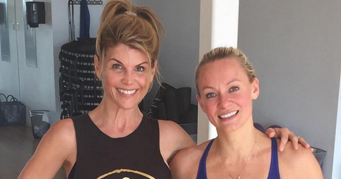 Whoa! Lori Loughlin's Abs Are Out of Control