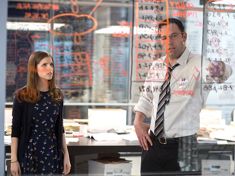Why Anna Kendrick Says Ben Affleck Is 'Really Normal-Sauce'