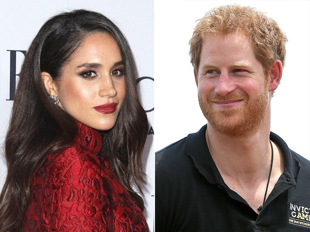 Why Prince Harry Bringing Meghan Markle to His Friend       's Wedding Is Such a Big Deal
