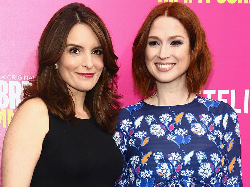 Why Tina Fey is Thanking Unbreakable Kimmy Schmidt's Ellie K