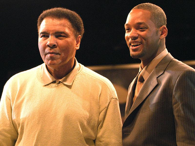 Will Smith Will Be a Pallbearer at Muhammad Ali's Memorial Service