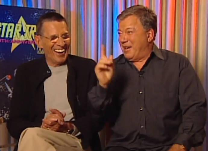 William Shatner Reveals Leonard Nimoy Wasn  't Speaking To Him