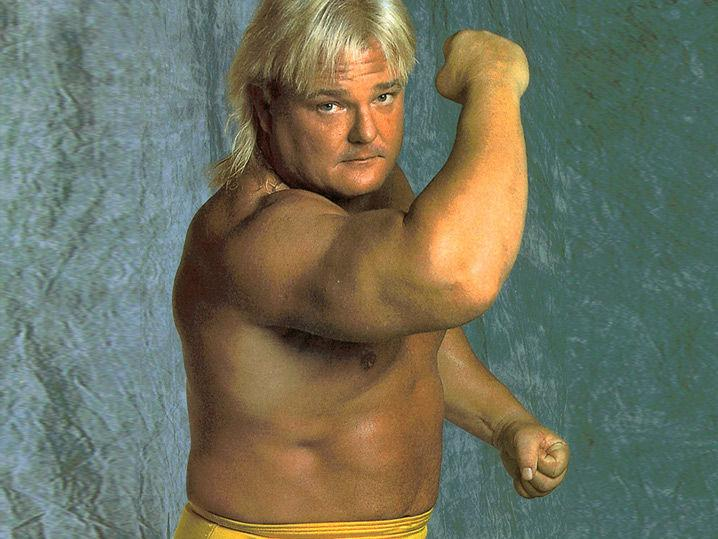 WWF Wrestler Greg 'The Hammer' Valentine 'Memba Him?!