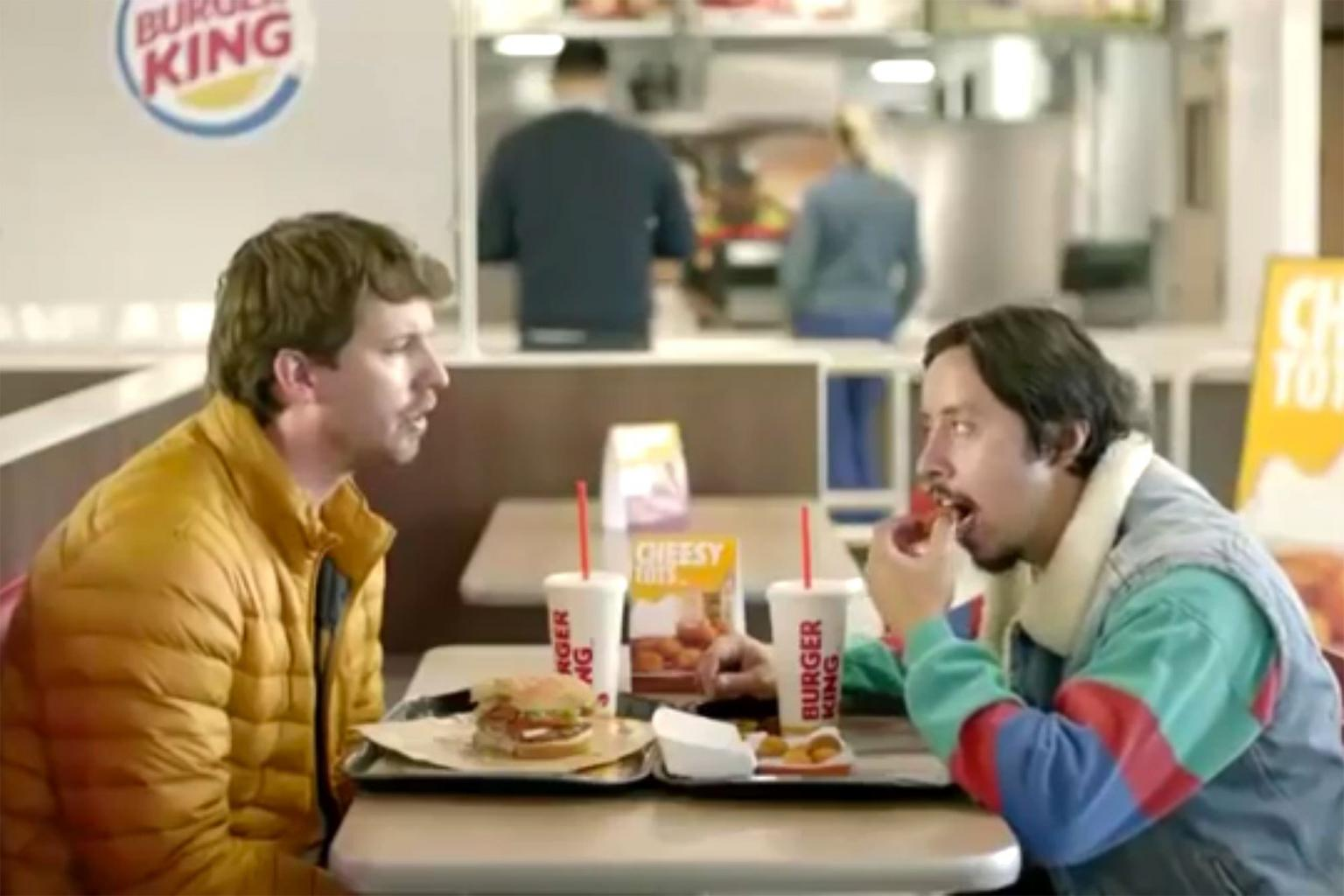 You Gonna Eat Your Tots? Burger King Recreated Your Favorite Napoleon Dynamite Scene