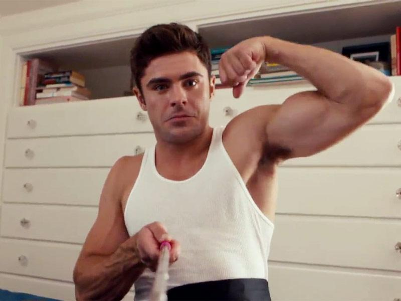 Zac Efron Is Obsessed with the Selfie Stick and It's Causing