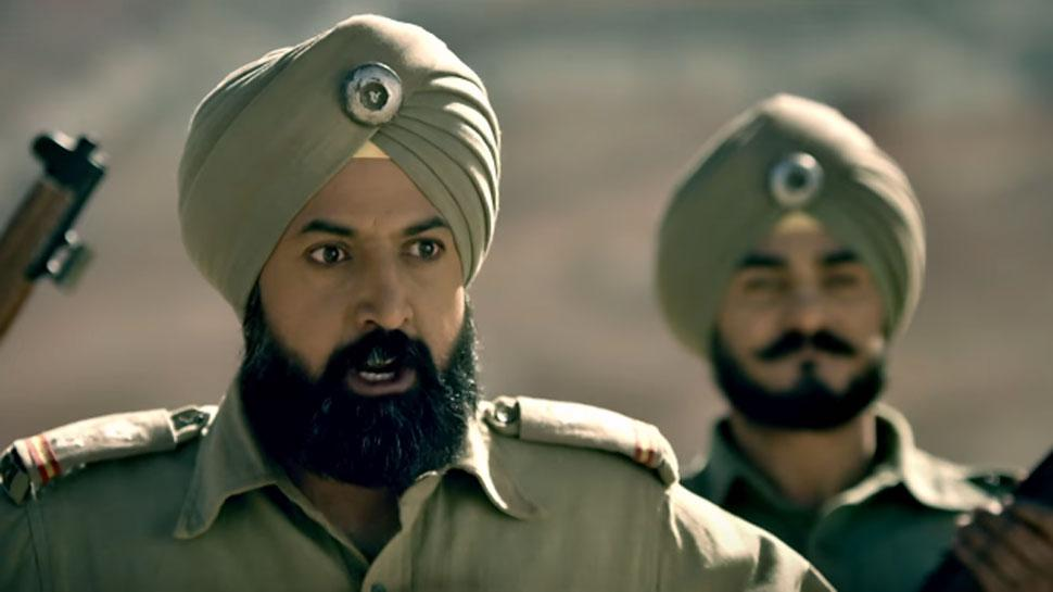 Subedar Joginder Singh teaser Gippy Grewals gripping act will leave you impressed