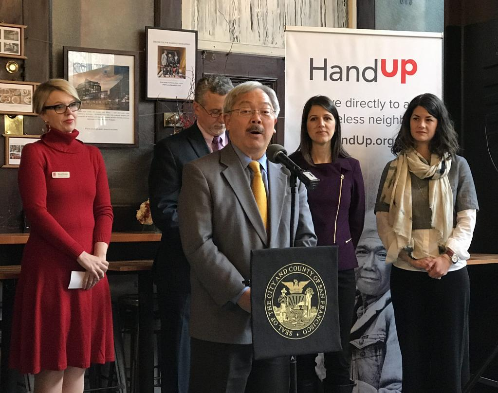 Ed Lee SF mayor who had a close relationship with the tech world has died aged 65