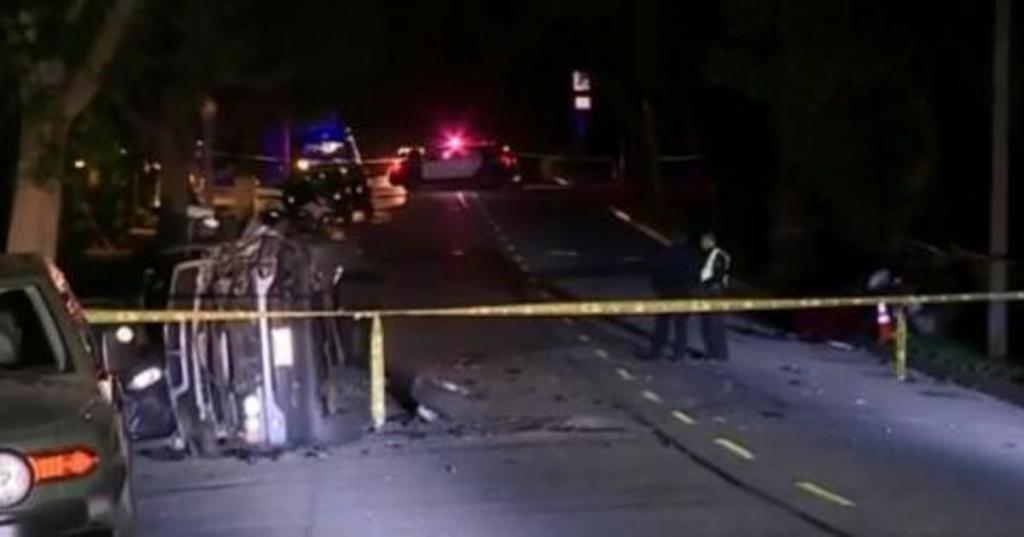 Bill Haas Luke Wilson involved in deadly car crash in Pacific Palisades California