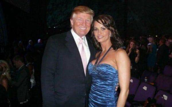 Former Playboy model opens up about nine-month alleged affair with Donald Trump