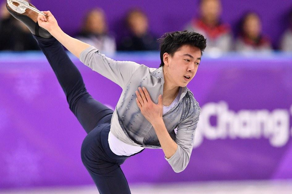 The Internet Is Livid With NBC After It Didnt Air Vincent Zhous HistoryMaking Olympic Routine