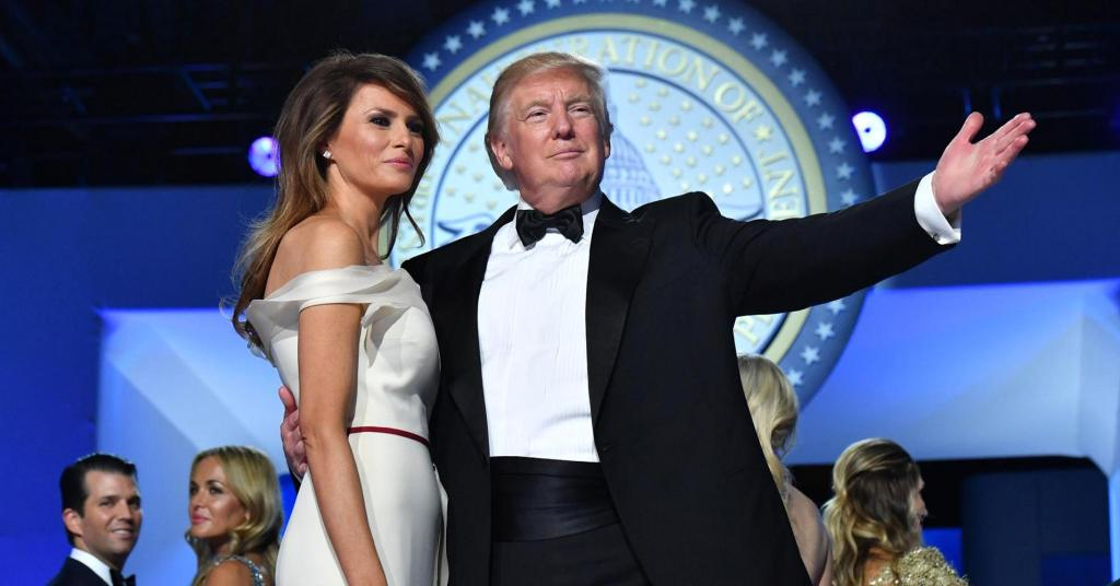 Trump inaugural committee paid $26 million to friend of first lady Melania Trump