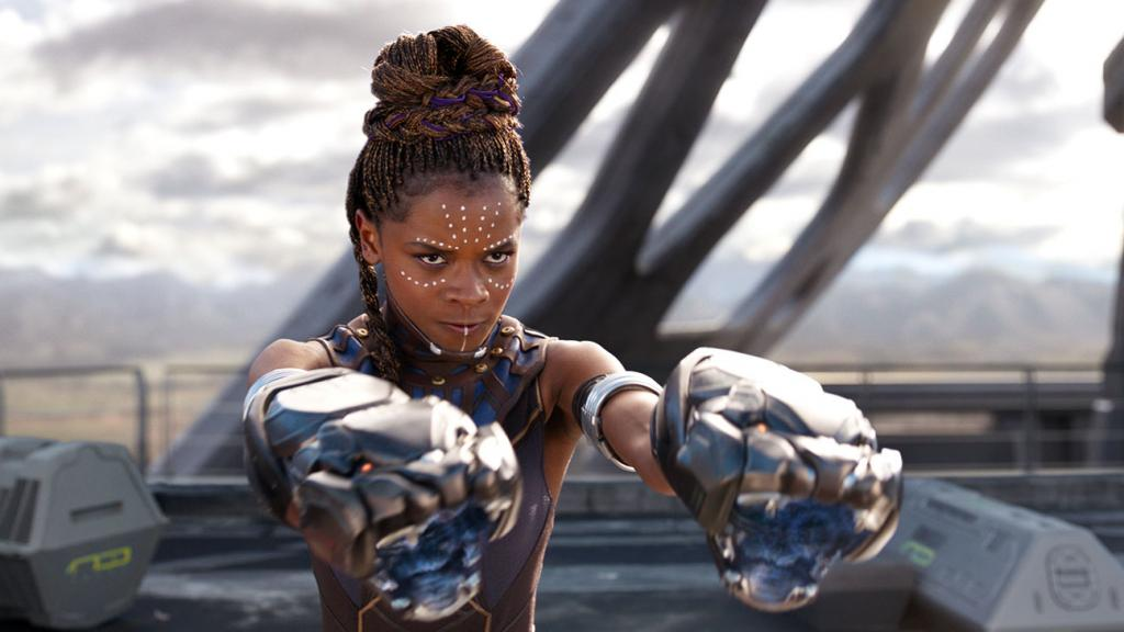 Black Panther How Letitia Wright Became a Marvel Breakout