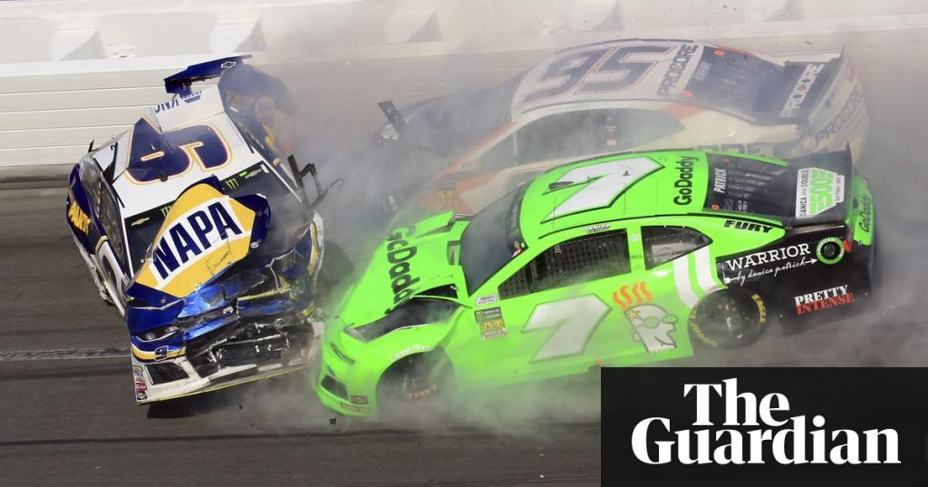 Danica Patricks Nascar career ends in crash as Austin Dillon wins Daytona 500