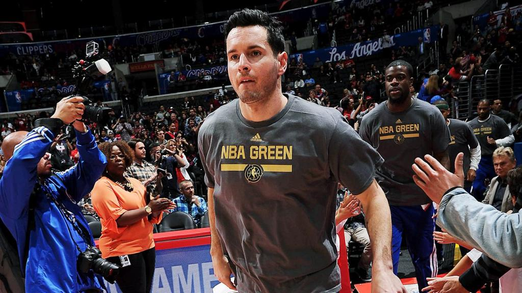 Redick apologizes for slur was tonguetied