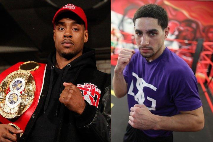 Garcia on Spence I Dont Duck Nobody It'll Eventually Happen