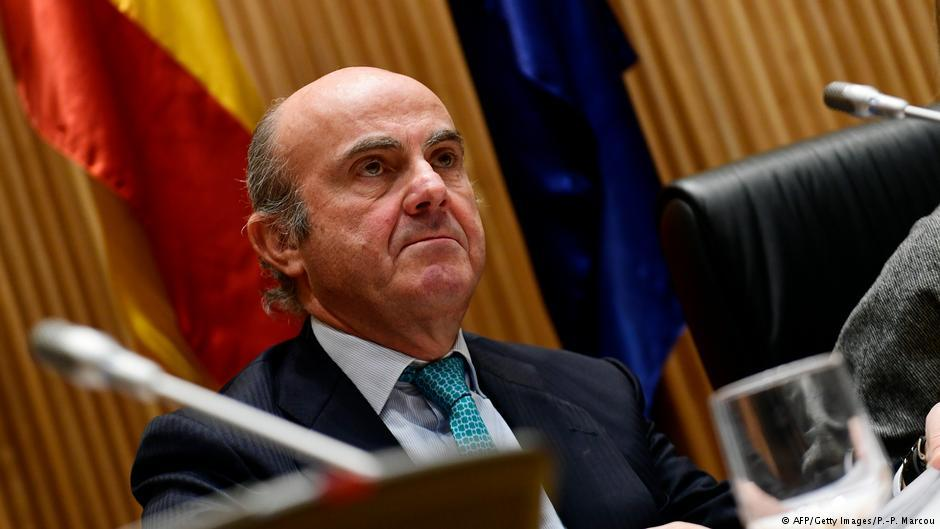 Spain set to get ECB vice presidency after Eurozone ministers back Luis de Guindos