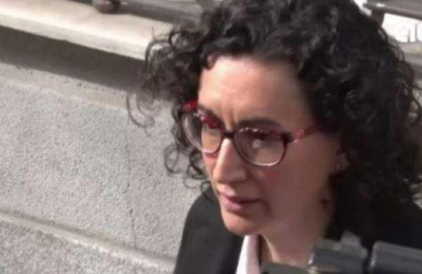 Leading Catalan separatist Marta Rovira walks free on bail