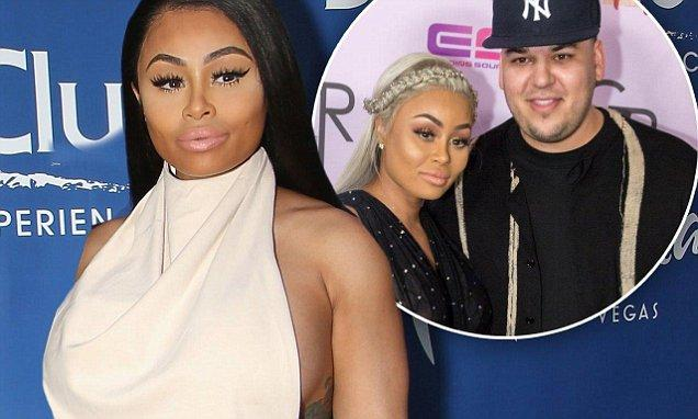 Rob Kardashians ex Blac Chyna features in graphic leaked sex tape