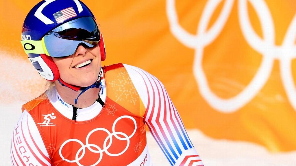 Vonn third in likely final Olympic downhill race