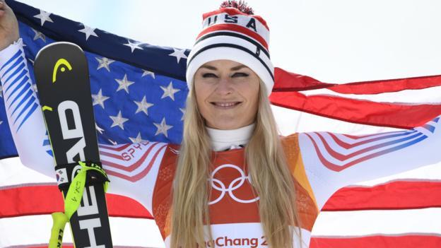 Winter Olympics Lindsey Vonn says body cant take another four years after Pyeongchang bronze