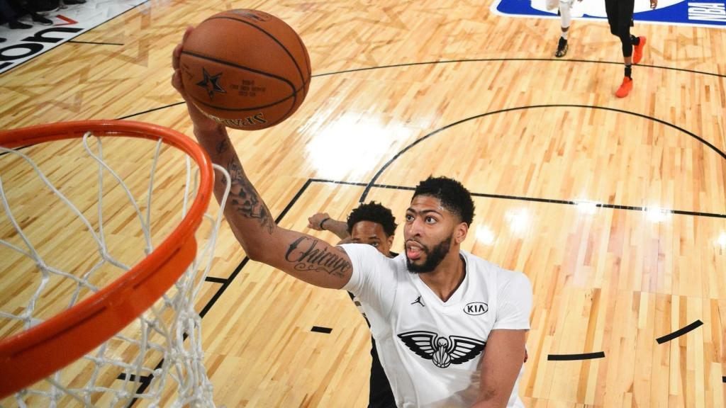 Anthony Davis Just Might Go Get The MVP