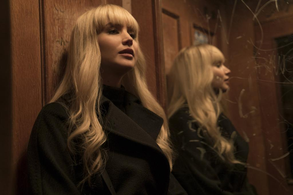 Jennifer Lawrence flounders in atrocious Red Sparrow