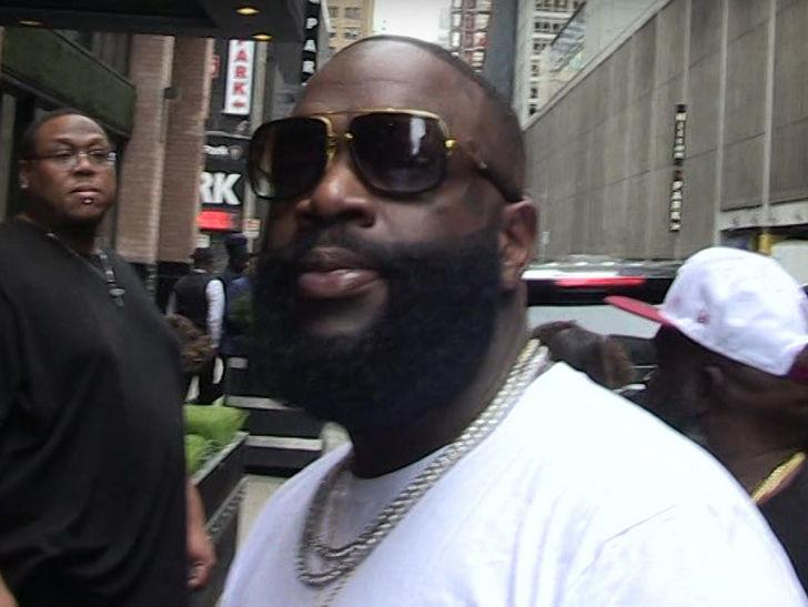 Rick Ross Hospitalized Machine Keeping Him Alive
