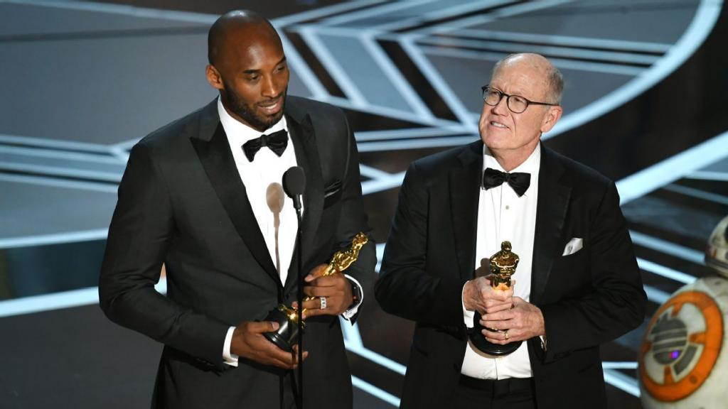 Kobes Dear Basketball wins Academy Award