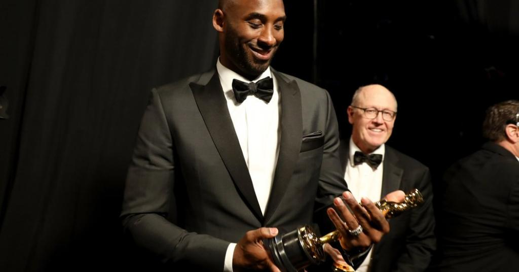 An Oscar for Kobe Bryant and a Jab at Laura Ingraham