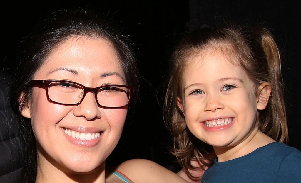 Celebrities Broadway Stars Send Support to Ruthie Ann Miles After Daughters Tragic Death