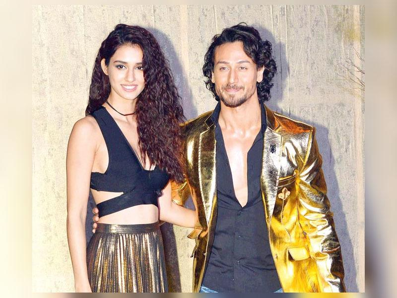 Is Disha Patani too possessive about alleged beau Tiger Shroff Disha Patanis alleged love story