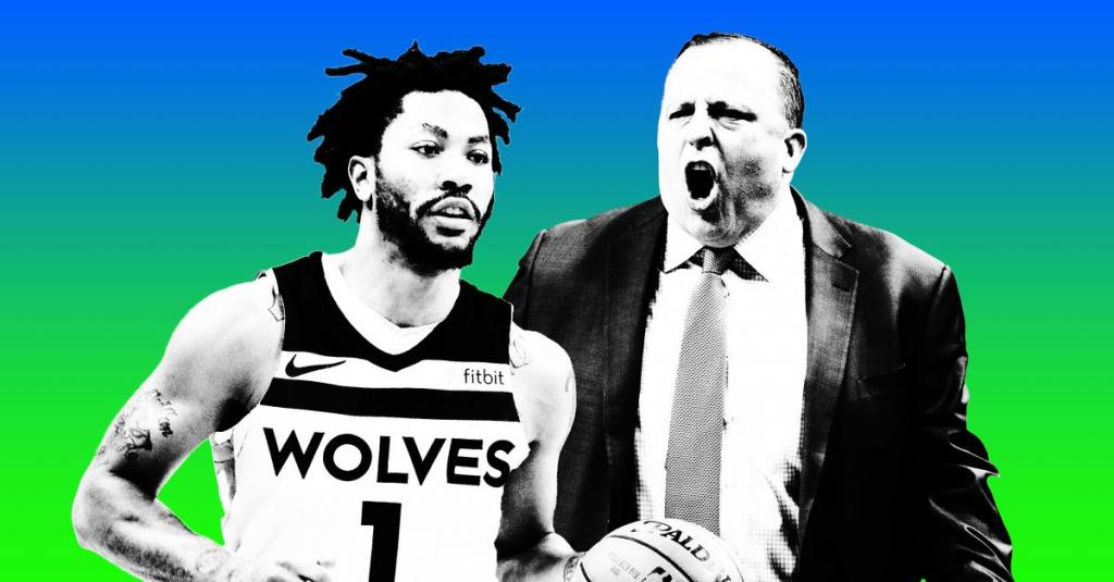 Three Questions About the Derrick RoseTom Thibodeau Reunion in Minnesota