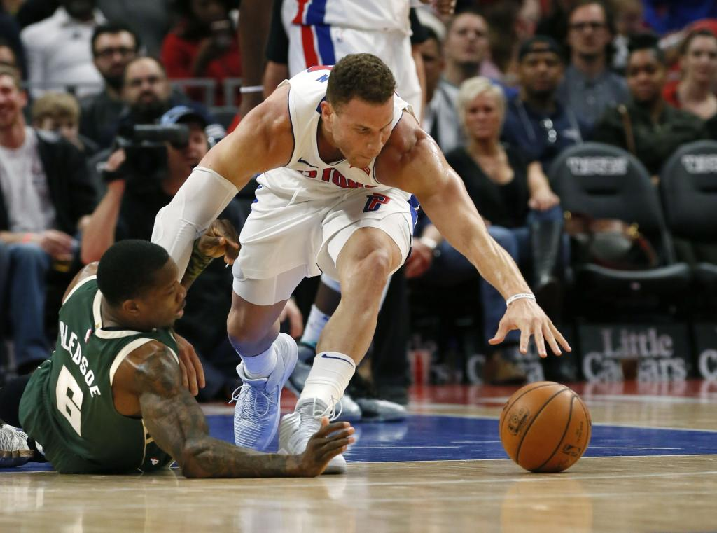 Kus Ball Room Will Blake Griffin help recruit players to Detroit
