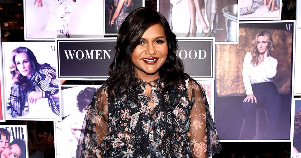 Mindy Kaling Opens Up About Her New Show and Baby Girl Her Smile Is the Best Part of My Day