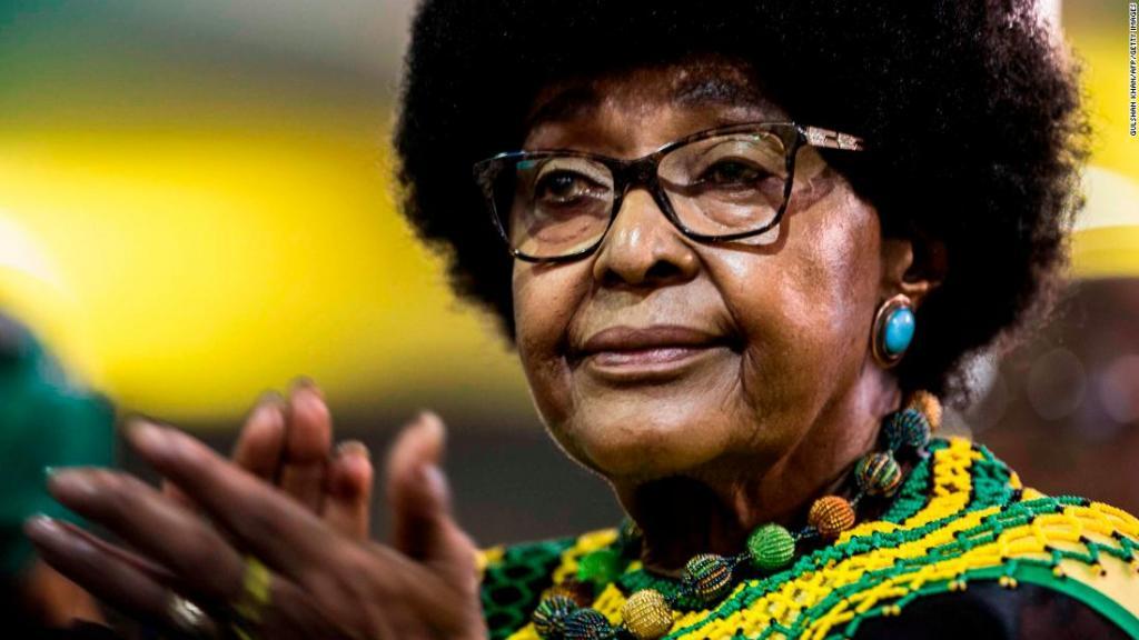 Winnie Mandela South African antiapartheid crusader dies at 81