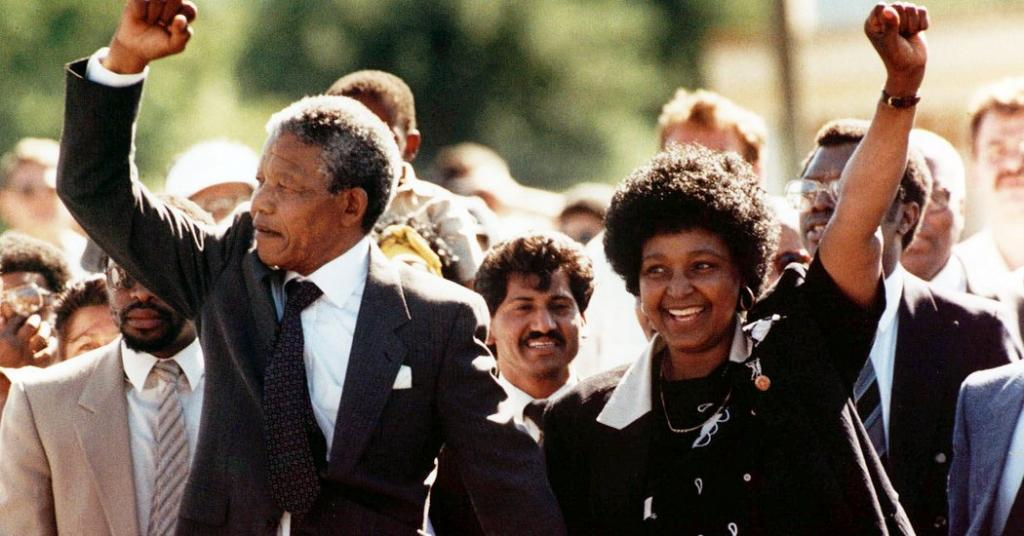 Winnie MadikizelaMandela Is Dead at 81 Fought Apartheid